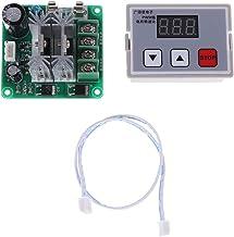 TY-UNLESS DC 12V 24V 10A PWM controlador de velocidad del motor regulador de interruptor digital de control de velocidad