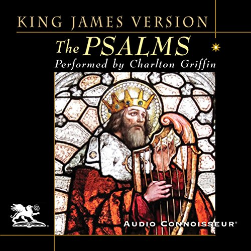 The Psalms audiobook cover art