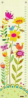 Oopsy Daisy Bloomin' Birdies by Carolyn Gavin Growth Charts, 12 by 42-Inch