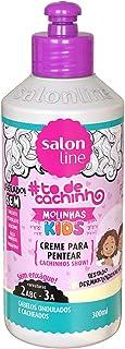 Salon Line Creme Para Pentear Molinha, Branco