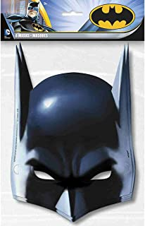 Batman Masks [8 Per pack]