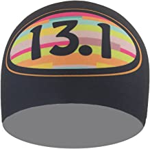 "Bondi Band 13.1 Colorful Stripes Moisture Wicking 4"" Headband"