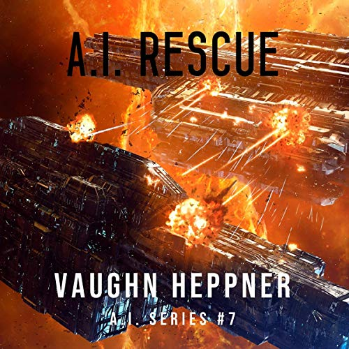 A.I. Rescue audiobook cover art
