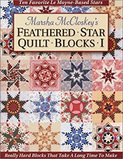 Feathered Star Quilt Blocks I