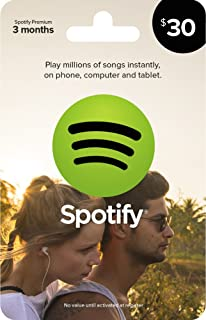 spotify gift card coles