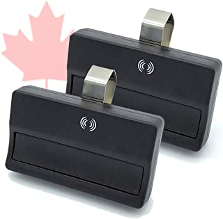 2 PACK Replacement for 371LM Garage Door Remote Opener for Liftmaster® Chamberlain® Sears® Craftsman® CANADIAN SELLER !