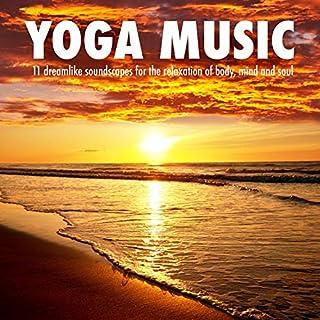 Yoga Music audiobook cover art