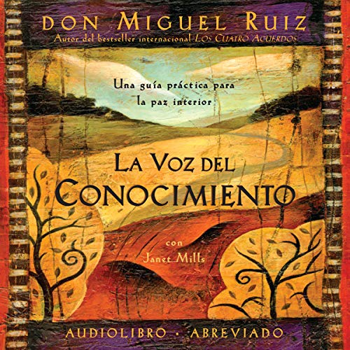 La voz del conocimiento (Narración en Castellano) [The Voice of Knowledge] audiobook cover art