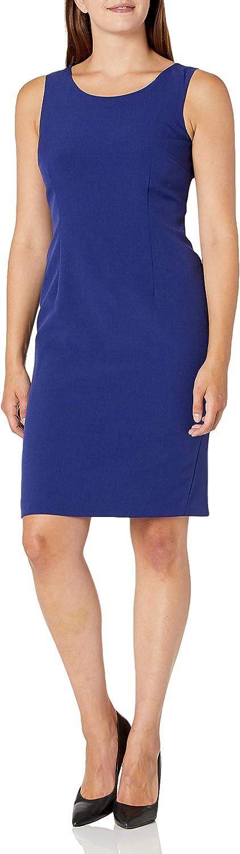 Le Suit Women's Stretch Crepe Notch Collar Topper Dress Suit