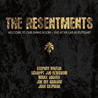 Welcome to our Living Room - Live at the Lab in St by The Resentments (2013-01-15)