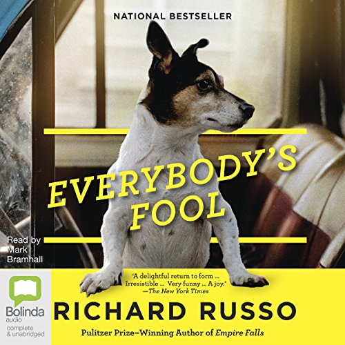 Everybody's Fool audiobook cover art