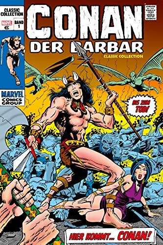 Conan der Barbar - Classic Collection: Bd. 1