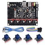 BIGTREETECH SKR V1.4 Turbo 32bit scheda controller per stampante 3D compatibile con 12864LCD/TFT24 supporto 8825/TMC2208/Tmc2130 (con 4TMC2208)