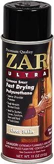 ZAR 34107 United Gilsonite Oil Based Polyurethane Wood Finish, 11 Oz Can, 400-500 Sq-Ft/Gal, 11-Ounce