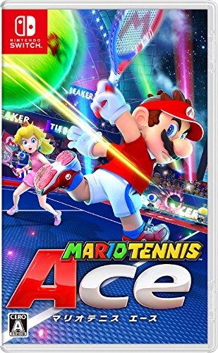 マリオテニスエース-Switch