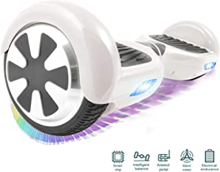 CHIC Hoverboard 6.5'' Patinete Eléctrico Bluetooth Monopat