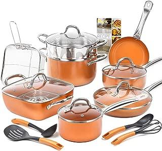 Best copper pan non stick Reviews