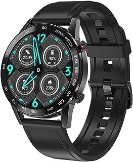 smartwatch inteligentny zegarek Bluetooth połączenie płatności sportowa bransoletka tętno ciśnienie krwi tlen monitorowani...