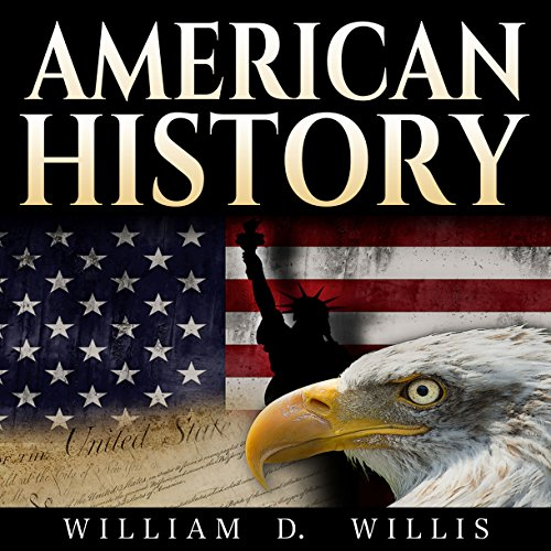 American History audiobook cover art