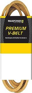 "MaxPower 347522 Premium Belt Reinforced with Kevlar Fiber Cords, 1/2"" x 79"""