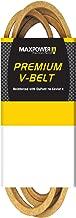 Maxpower 347526 Premium Belt Reinforced with Kevlar Fiber Cords, 1/2
