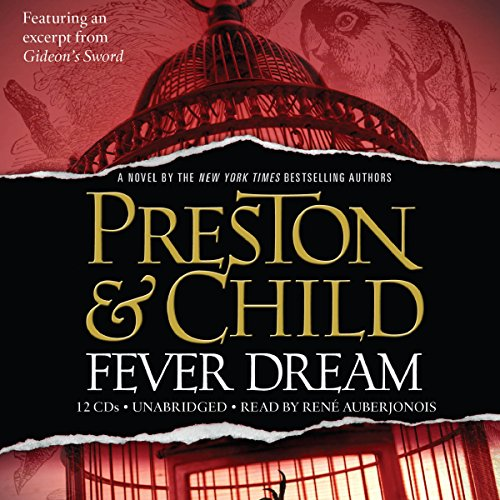 Fever Dream audiobook cover art