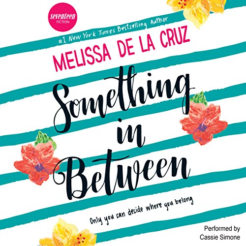 Something in Between audiobook cover art