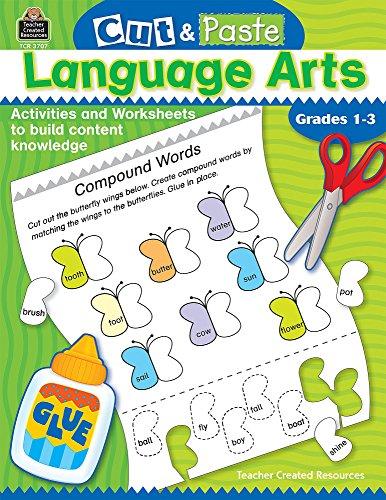Cut and Paste: Language Arts: Language Arts (Cut & Paste)