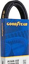 4-Rib Goodyear S040301 Stretch Serpentine Belt 31.5 Length