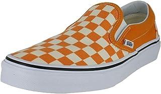 Vans Men's Classic Slip-On Perf Leather Ankle-High Leather Skateboarding Shoe