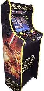 roboticaEnCasa Máquina Arcade Lowboy Diseño Star Wars Videoconsola Retro