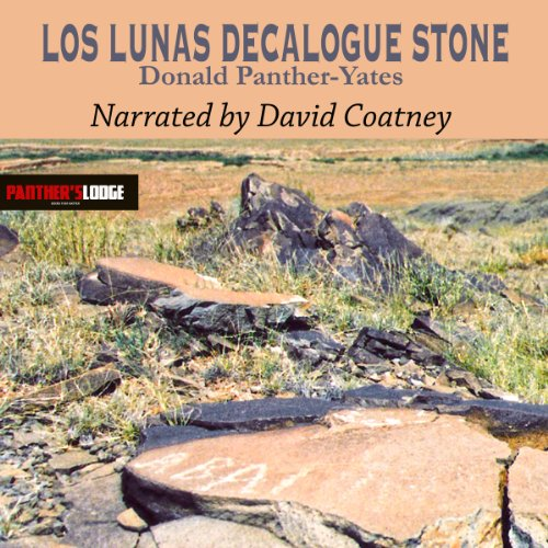 Los Lunas Decalogue Stone audiobook cover art