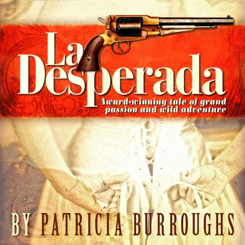La Desperada audiobook cover art