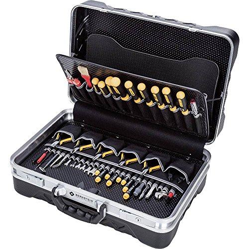 Bernstein Service-Koffer PC-CONTACT mit 65 Werkzeugen 6100
