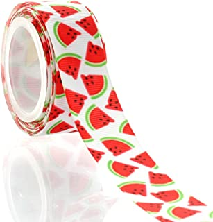 7/8 Watermelon Grosgrain Ribbon 5yd