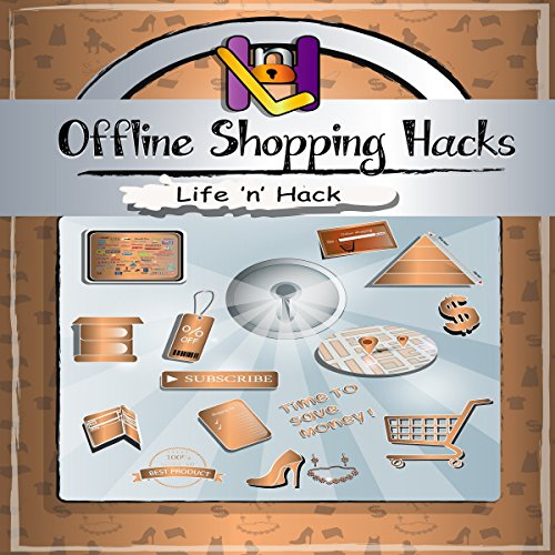 Offline Shopping Hacks audiobook cover art