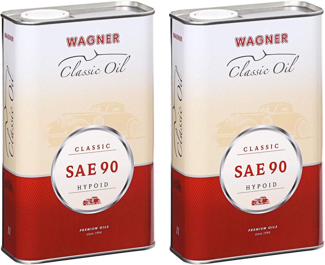 Wagner Hypoid Getriebeöl Sae 90 Gl 5 790005 5 Liter Auto