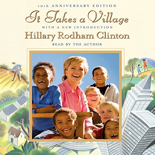 It Takes a Village audiobook cover art