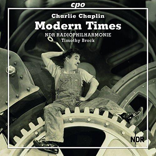 チャーリー・チャップリン:映画音楽「モダン・タイムス」