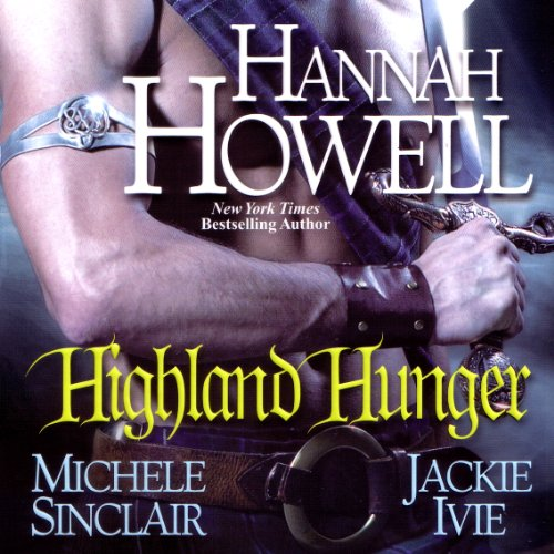 Highland Hunger audiobook cover art
