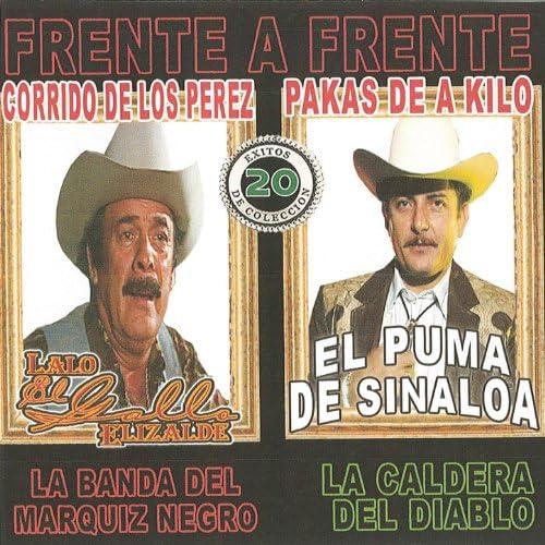 Lalo El Gallo Elizalde & El Puma De Sinaloa