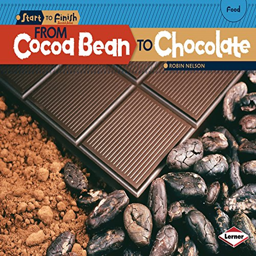 From Cocoa Bean to Chocolate audiobook cover art