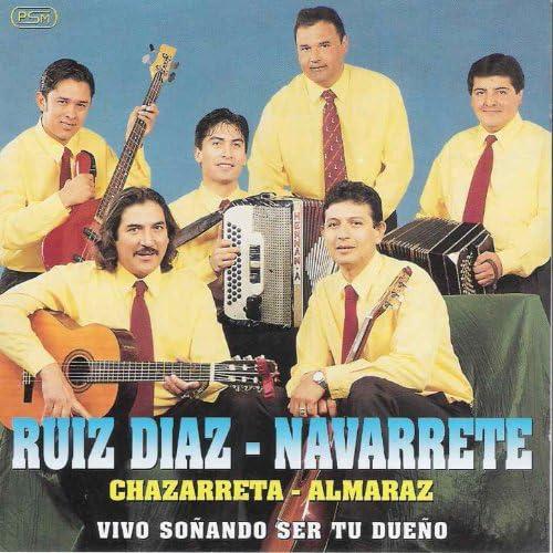 Dúo Ruiz Díaz-Navarrete feat. Dúo Chazarreta-Almaraz