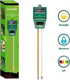 Best electronic soil ph meter Reviews