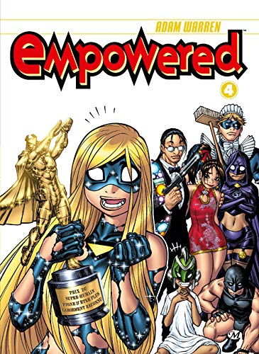 Empowered, Tome 4: Empowered