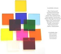 Best frosted plexiglass sheet Reviews