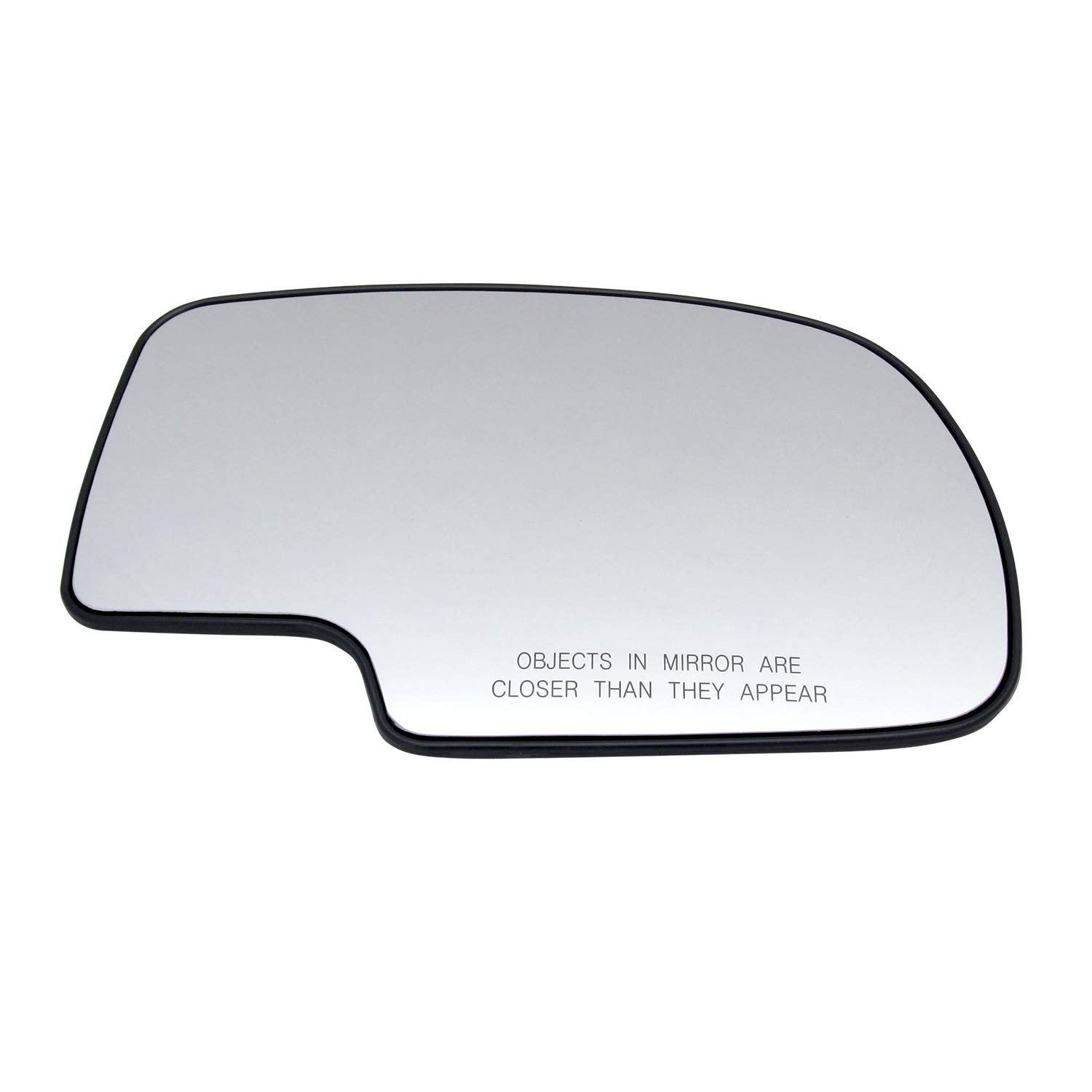 Partslink Number GM1325105 Multiple Manufacturers OE Replacement 2002-2006 CADILLAC ESCALADE Door Mirror Glass Assembly