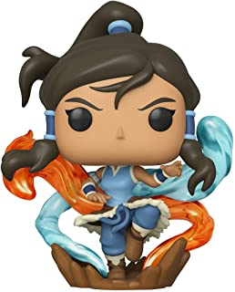Funko Pop!  Animation: Legend of Korra - Korra,Multicolor