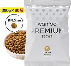 wanfoo ワンフー プレミアムドッグ(ウサギ肉&鶏肉タイプ) シニア 高齢犬用 (12kg)