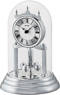 Seiko Clock, White, Normal